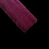 Crepe Papir 180g Bordeaux Rød